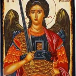 NOV 8: COMMEMORATION OF THE ARCHANGEL MICHAEL & ALL ANGELS