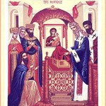 AUG 30: DEPOSITION OF THE CINCTURE OF THE THEOTOKOS