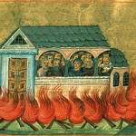 DEC 28: COMMEMORATION OF THE 20,000 MARTYRS of NICOMEDIA