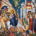 "MARCH 24 & 25: PALM AND FLOWERY SUNDAY; ANNUNCIATION OF THE THEOTOKOS & ""SALAD NICOISE"" POTLUCK"