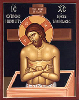 APRIL 10: GREAT AND HOLY FRIDAY, MATINS OF GOOD FRIDAY WITH THE 12 PASSION GOSPELS, ROYAL HOURS & VESPERS OF GOOD FRIDAY WITH PROCESSION & ENTOMBMENT