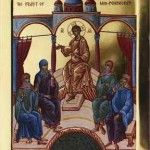 APRIL 25: MID-PENTECOST & COMMEMORATION OF ST. MARK – APOSTLE – EVANGELIST
