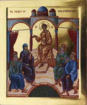 APRIL 28: MID-PENTECOST
