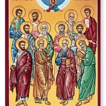 JUNE 30: SYNAXIS 12 APOSTLES