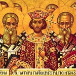MAY 27 & 28: SUNDAY OF THE FATHERS OF THE 1ST ECUMENICAL COUNCIL (7TH PASCHAL SUNDAY)