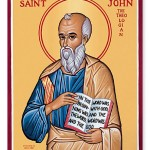 MAY 8 & 9: COMMEMORATION OF ST. JOHN APOSTLE & EVANGELIST (MAY 8) & COMMEMORATION OF SIMON THE ZEALOT APOSTLE (MAY 9)