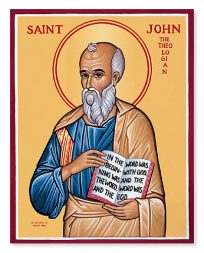 MAY 8: COMMEMORATION OF ST. JOHN APOSTLE & EVANGELIST