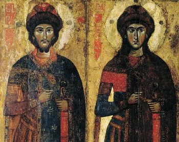 JULY 24: COMMEMORATION OF BORIS & GLEB MARTYRS