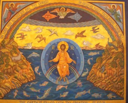 SEPT 1: BEGINNING OF THE CHURCH YEAR & COMMEMORATION OF SIMEON - VENERABLE
