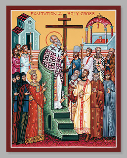 SEPT 7, 8 & 11: SATURDAY & SUNDAY BEFORE THE EXALTATION OF THE HOLY CROSS