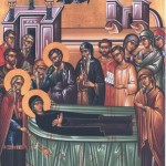 JULY 24: DORMITION OF ST. ANNA