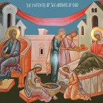 SEPT 7 & 8: BIRTH OF THE THEOTOKOS (SOLEMN HOLY DAY)