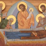 AUG 14 & 15: DORMITION OF THE THEOTOKOS & BLESSING OF FLOWERS (HOLY DAY OF OBLIGATION)