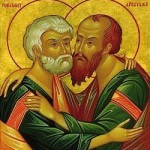 JUNE 28 & 29: FEAST OF PETER & PAUL PREEMINENT APOSTLES (HOLY DAY OF OBLIGATION)
