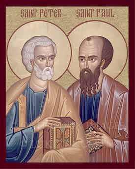 JUNE 8 - JUNE 28: THE APOSTLES' FAST (FASTING REGULATIONS)