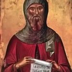 JULY 8 & 9: 5TH SUNDAY AFTER PENTECOST & COMMEMORATION OF ANTHONY OF THE CAVES