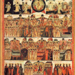 JULY 14 & 15: SUNDAY OF THE FATHERS OF THE 1ST SIX ECUMENICAL COUNCILS (8TH SUNDAY AFTER PENTECOST) & COMMEMORATION OF VLADIMIR THE GREAT EQUAL TO THE APOSTLES