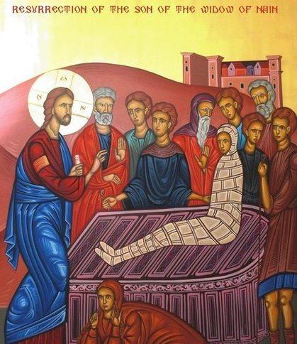 OCT 10: 20TH SUNDAY AFTER PENTECOST