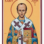 NOV 10, 11, 13 & 15: 25TH SUNDAY AFTER PENTECOST & COMMEMORATION OF ST. JOHN CHRYSOSTOM ARCHBISHOP (NOV 13TH) & ST. MATTHEW APOSTLE – EVANGELIST (NOV 16TH)
