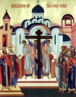 SEPT 14: EXALTATION OF THE HOLY CROSS (SOLEMN HOLY DAY)