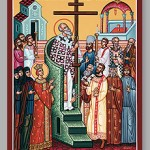 SEPT 10 & 11: SUNDAY BEFORE THE EXALTATION OF THE HOLY CROSS & 14TH SUNDAY AFTER PENTECOST