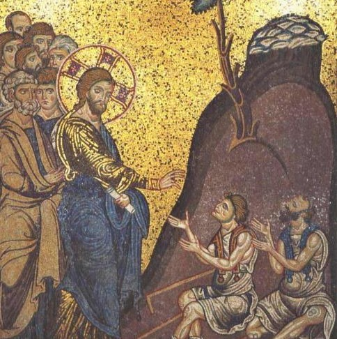 JULY 7, 8 & 10: 7TH SUNDAY AFTER PENTECOST & COMMEMORATION OF ANTHONY OF THE CAVES VENERABLE