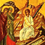 APRIL 29 & 30: SUNDAY OF THE OINTMENT BEARERS (3RD PASCHAL SUNDAY) & COMMEMORATION OF ST. JAMES THE GREATER, APOSTLE