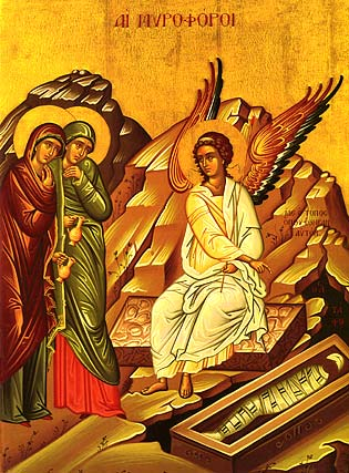 APR 26: SUNDAY OF THE MYRRH-BEARERS (3RD PASCHAL SUNDAY)