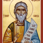 NOV 24, 25 & 30: 27TH SUNDAY AFTER PENTECOST & COMMEMORATION OF ST. ANDREW APOSTLE (NOV 30TH)