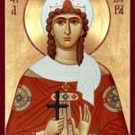 DEC 4: FEAST OF ST. BARBARA – DIVINE LITURGY