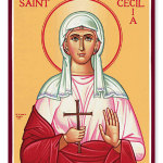 NOV 17, 18, 20 & 22: 26TH SUNDAY AFTER PENTECOST & COMMEMORATION OF ST. CECELIA (NOV 22ND)
