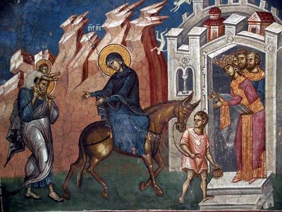 DEC 26: SYNAXIS OF THE THEOTOKOS