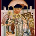 NOV 20 & 21: FEAST OF ENTRANCE OF THE THEOTOKOS