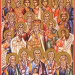 DEC 15 & 16: SUNDAY OF THE HOLY FOREFATHERS