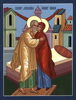 DEC 7 & 8: 26TH SUNDAY AFTER PENTECOST & FEAST OF THE MATERNITY OF HOLY ANNA (SOLEMN HOLY DAY)