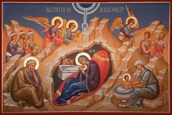 DEC 24 & 25: ROYAL HOURS, VIGIL OF CHRISTMAS & FEAST OF THE NATIVITY OF OUR LORD, GOD, AND SAVIOR, JESUS CHRIST (HOLY DAY OF OBLIGATION)