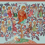DEC 21, 22 & 23: SATURDAY & SUNDAY BEFORE CHRISTMAS & SUNDAY OF THE HOLY ANCESTORS