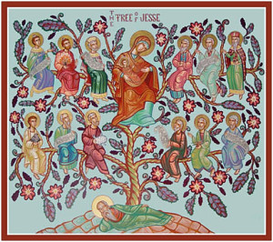 DEC 22, 23 & 24: SATURDAY & SUNDAY BEFORE CHRISTMAS & SUNDAY OF THE HOLY ANCESTORS