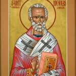 DEC 6: FEAST OF ST. NICHOLAS OF MYRA ARCHBISHOP