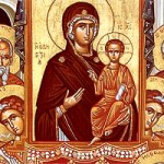 FEB 17 & 18: 1ST SUNDAY OF THE GREAT FAST – SUNDAY OF ORTHODOXY & COMMEMORATION OF THE MIRACLE OF THE GREAT-MARTYR THEODORE