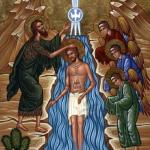 JAN 5, 6 & 7: THEOPHANY OF OUR LORD, GOD, & SAVIOR, JESUS CHRIST & THE SUNDAY AFTER THEOPHANY (SYNAXIS OF ST. JOHN THE BAPTIST)