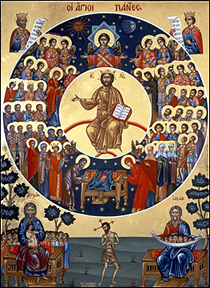 MAY 30: SUNDAY OF ALL SAINTS