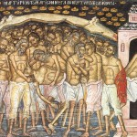 MARCH 9: COMMEMORATION OF THE 40 MARTYRS OF SEBASTE