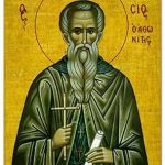 JULY 5: COMMEMORATION OF VENERABLE FATHER ATHANASIUS OF MT. ATHOS
