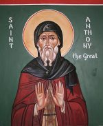 JAN 17: COMMEMORATION OF ANTHONY THE GREAT VENERABLE
