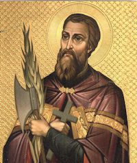 NOV 12: COMMEMORATION OF ST. JOSAPHAT ARCHBISHOP