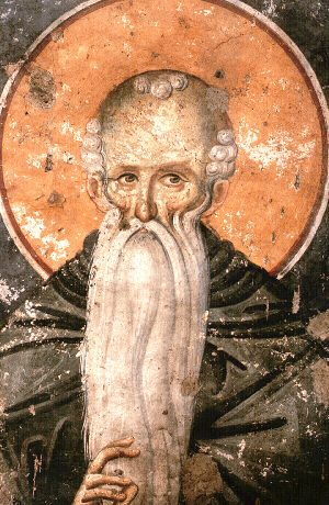 JAN 20: COMMEMORATION OF EUTHYMIUS THE GREAT - VENERABLE