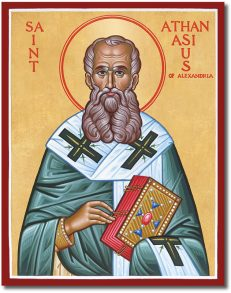 MAY 2: COMMEMORATION OF ATHANASIUS THE GREAT