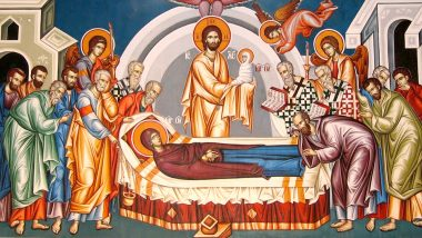 AUG 1 - AUG 14: DORMITION FAST
