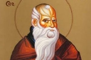 SEPT 28: COMMEMORATION OF CHARITON VENERABLE-CONFESSOR